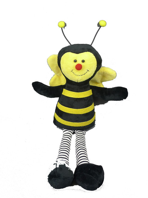 Plush Long Legged Bumblebee