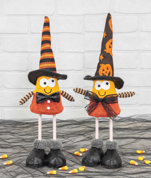 Candy Corn Bobble Heads
