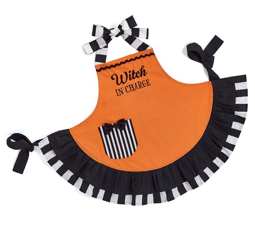 Witch In Charge Adult Apron