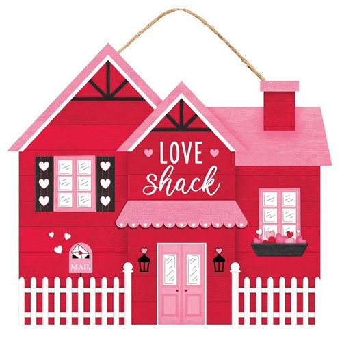 "11.25"" Love Shack House Hanger"