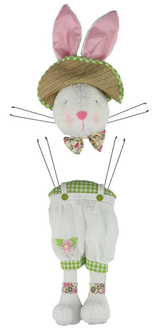 2 Pc Garden Bunny Kit