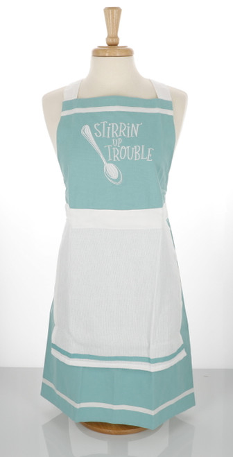 Stirrin Up Trouble Adult Apron