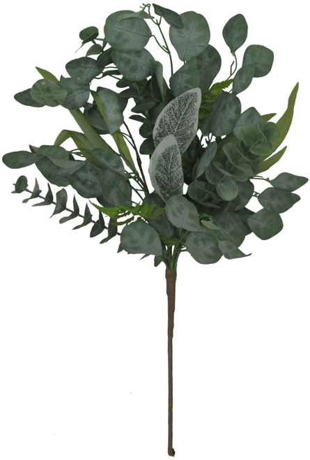 "26"" Eucalyptus Mix Leaf Spray"