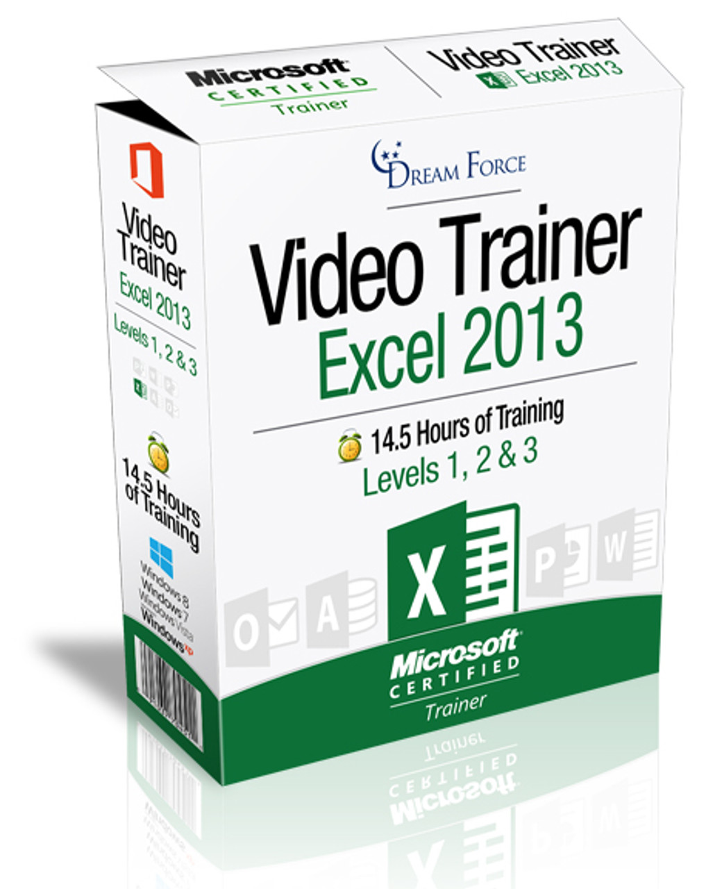 Excel 2013 training videos learn excel 2013.