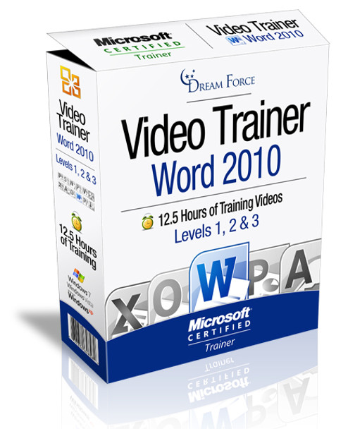 Word 2010 Training Videos