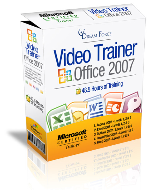 Office 2007 Training Videos