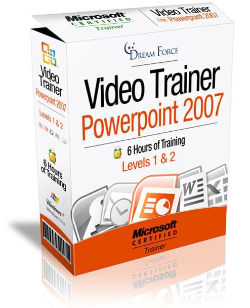 PowerPoint 2007 Training Videos