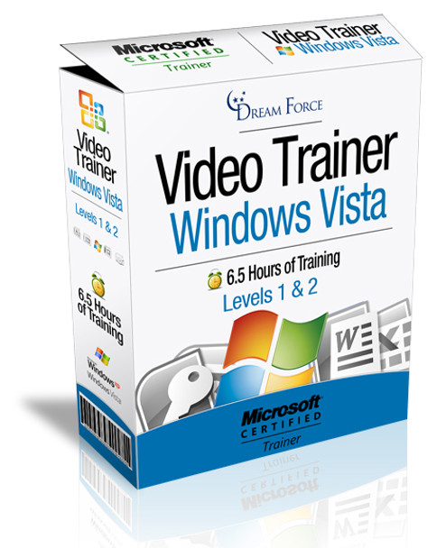 Windows Vista Training Videos Level 1 - Download