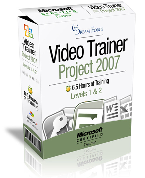 Project 2007 Training Videos Level 1 - Download