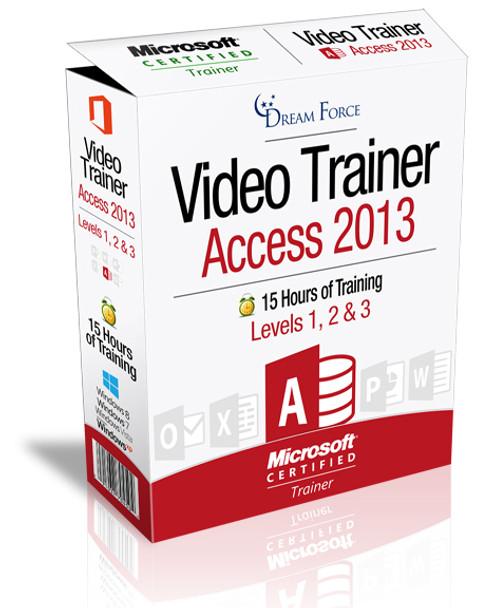 Access 2013 Training Videos
