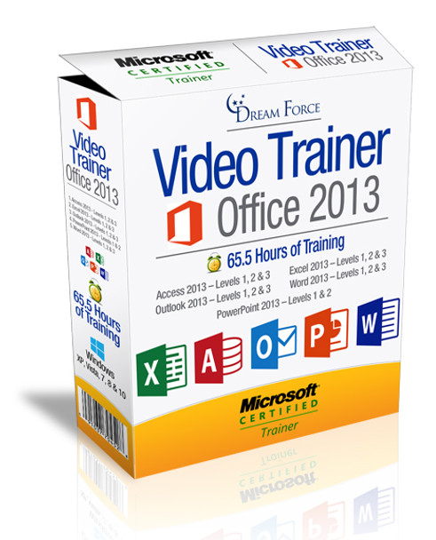 Office 2013 Training Videos