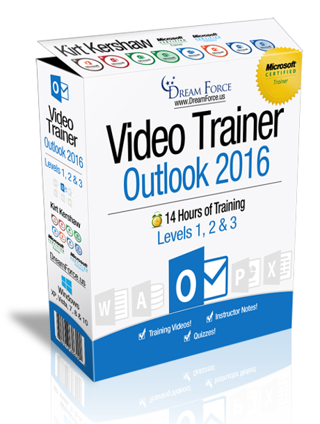 Microsoft Outlook 2016 Training Videos