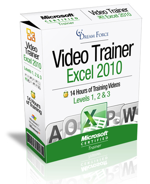 Excel 2010 Training Videos
