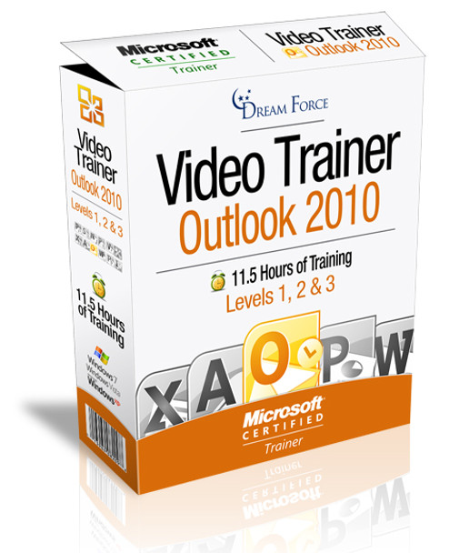 Outlook 2010 Training Videos Level 3 - Download