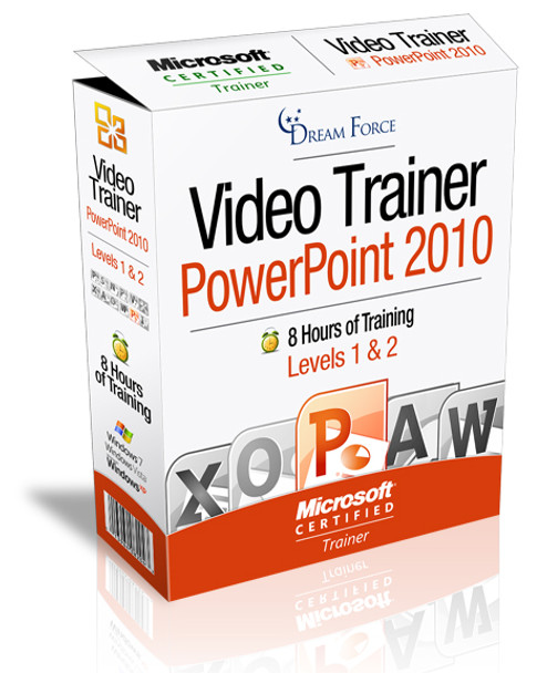PowerPoint 2010 Training Videos