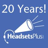 HeadsetsPlus.com Announces a New 20th Anniversary Website