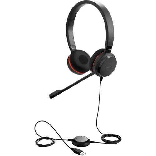 Jabra Evolve 30 Duo