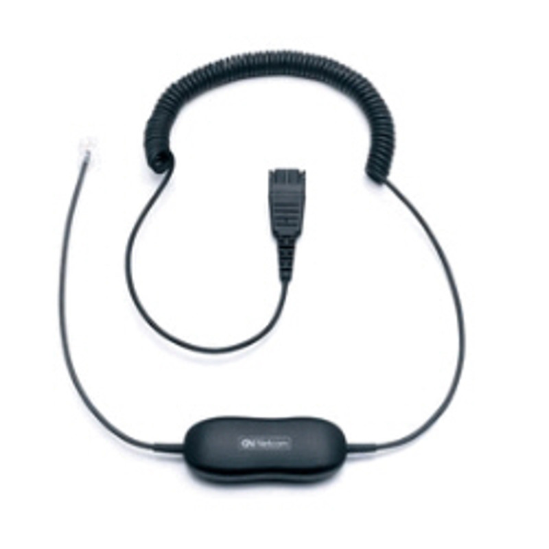 GN Netcom/Jabra Smart Coil Cord/Direct Connect (7FT)
