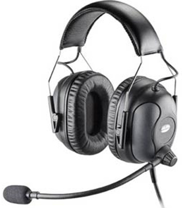 "Plantronics SHR2638-01 ""Premium"" Ruggedized Binaural Headset"