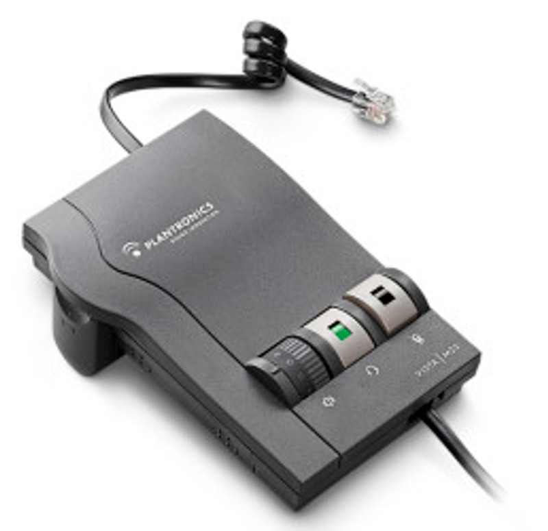 Plantronics Vista Headset Amplifier (M22)