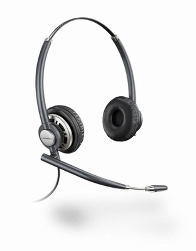 Plantronics HW720 EncorePro Binaural Headset NC