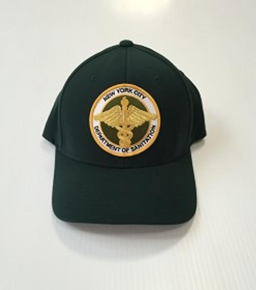 DSNY Flex Fitted Baseball Cap
