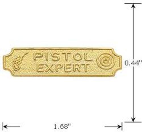 Pistol Expert Breast Bar