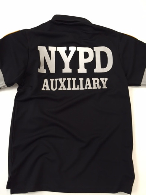 NYPD Auxiliary Bike Polo