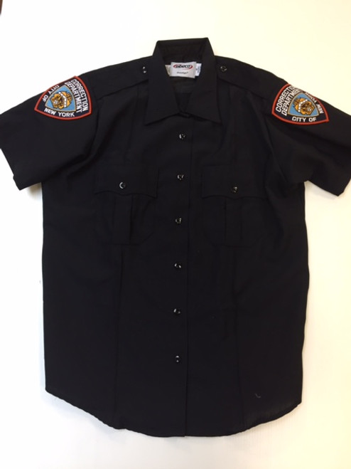 Correction Short Sleeve Men's Shirt