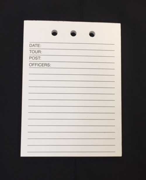 Correction Memo Pads