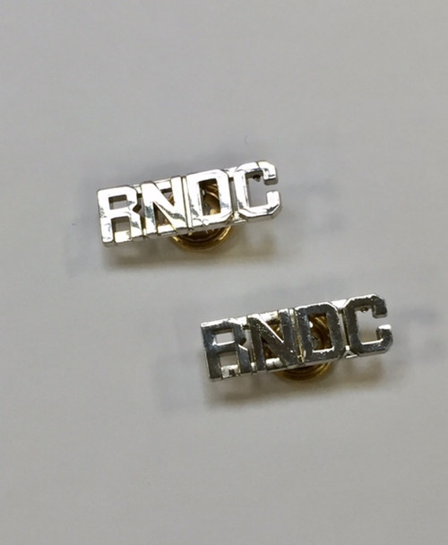 Correction Collar Brass 4 Letters