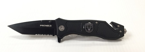 Knife with SRG logo