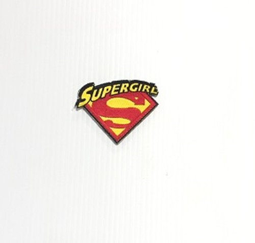 Super Hero Vest Patch Supergirl