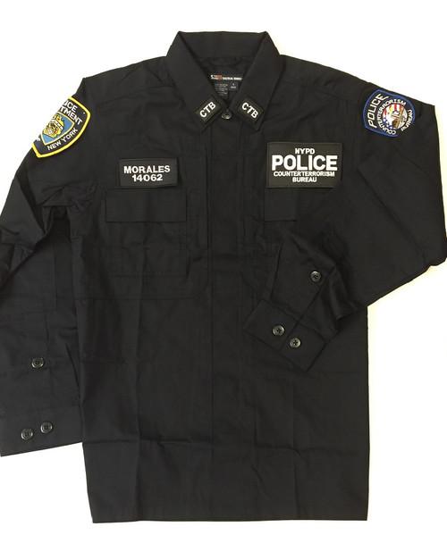 5.11 Tactical CTB L/S TDU Shirts