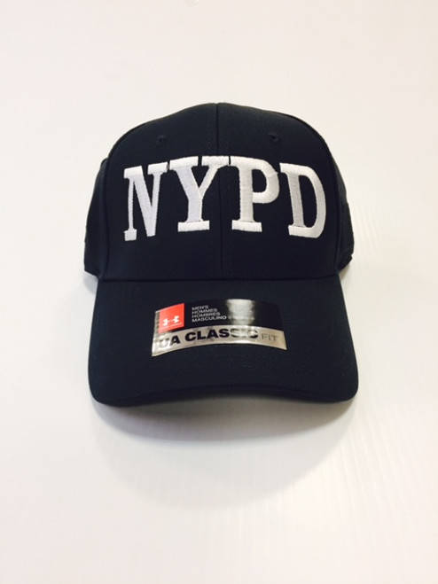 Under Armour NYPD HAT
