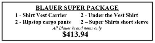 Blauer SUPER PACKAGE