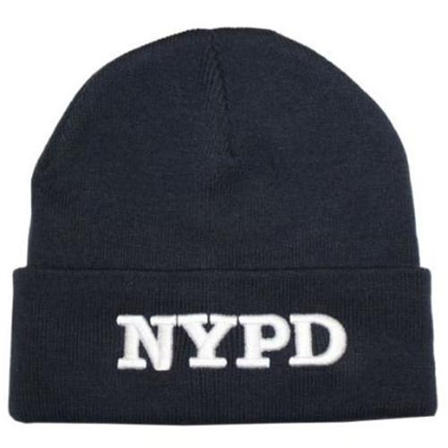 NYPD Knit cap