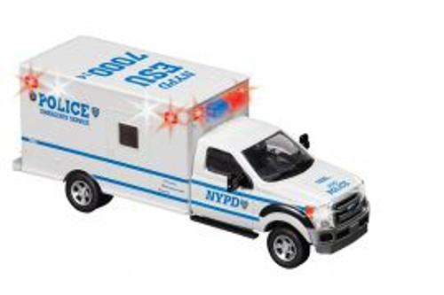 NYPD ESU TRUCK