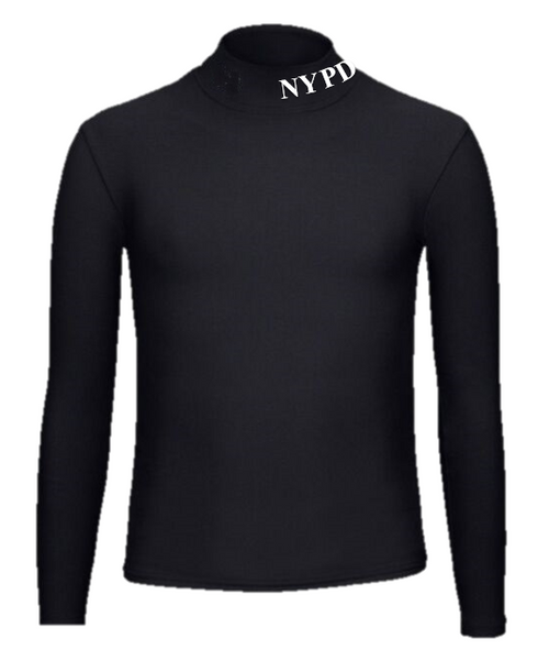 NYPD Under Armour Mock neck
