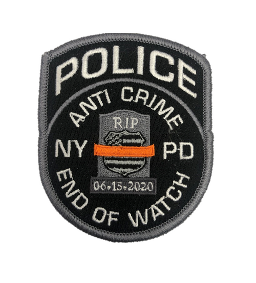 Vest Patch 2020 Anti Crime EOW