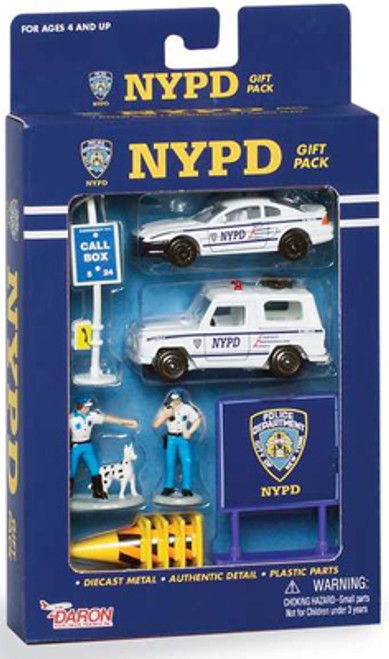 NYPD 10-Piece gift pack