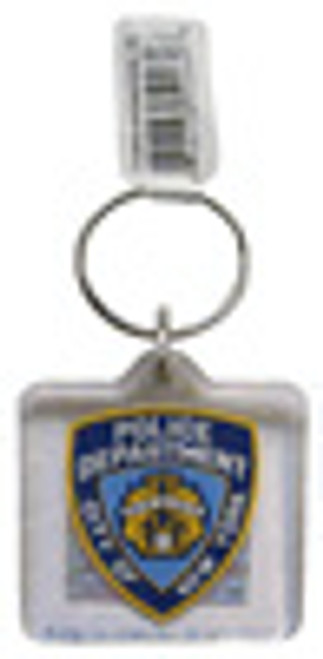 NYPD Key chain