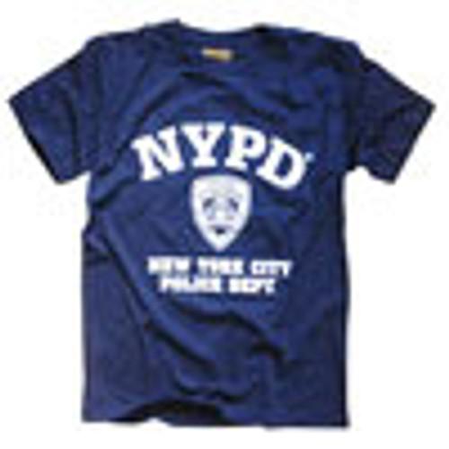 NYPD Kids Tee's