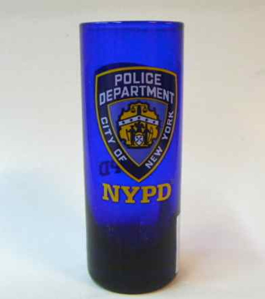 NYPD Shooter Glasses