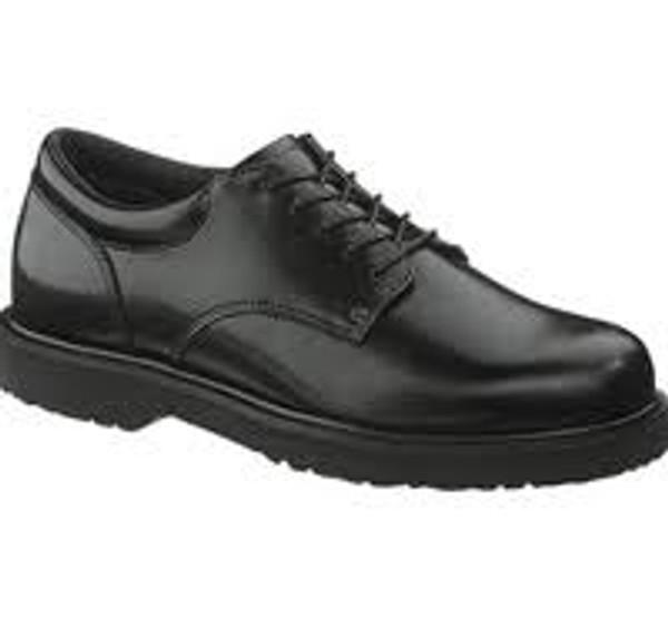 Bates Mens Leather Shoes