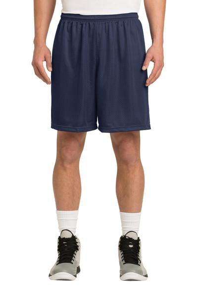 Gym Micro Mesh Shorts