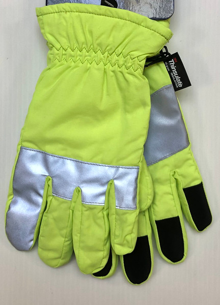 Winter Hi Viz Gloves