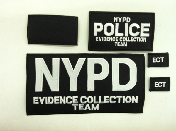 Evidence Collection Patches