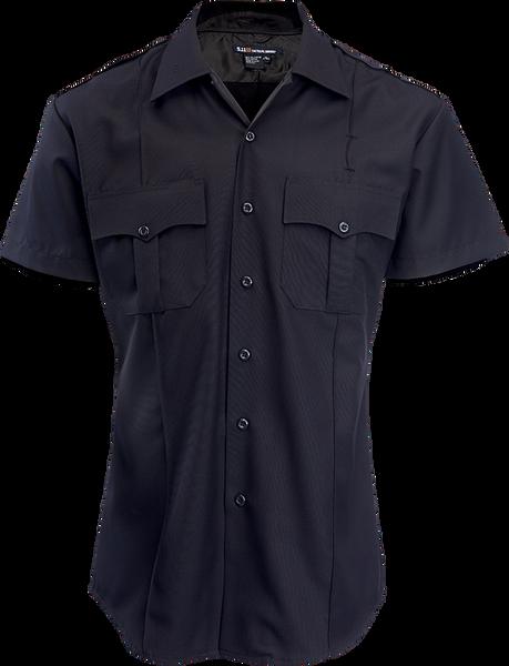 NYPD Navy Short Sleeve Women's Shirt