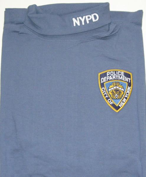 NYPD Turtleneck Lt. Blue